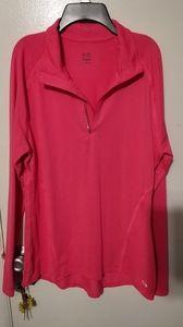 Women's Champion pullover long sleeve Sz Lg